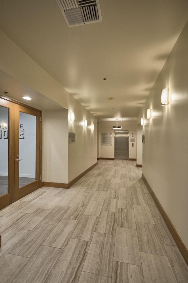 1st floor common area