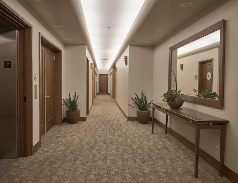 2nd Floor Common Area Hallway