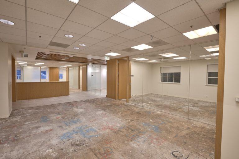 Interior of Office Suite
